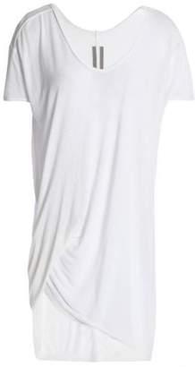 Rick Owens Draped Jersey T-Shirt