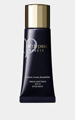 Clé de Peau Beauté Women's Radiant Cream Foundation - O40