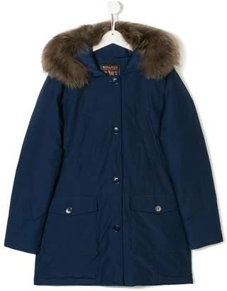 Woolrich Kids TEEN padded coat