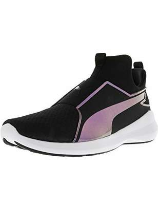 Puma Women s Rebel Mid WNS Swan Cross-Trainer Shoe 8756b3db9