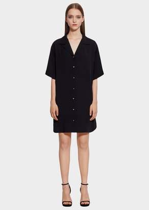 Versace Versus Car Shirt Dress