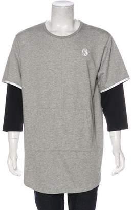 Billionaire Boys Club Contrast Logo Sweatshirt