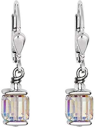 Coeur de Lion Women Stainless Steel Dangle & Drop Earrings - 0094/20-1800
