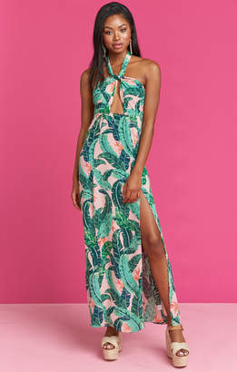 Show Me Your Mumu Millie Maxi Dress ~ Beverly Barbie