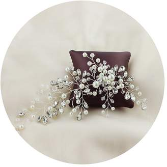 styling/ ULAPAN Bridal hair Accessories,Wedding Hair Comb,Wedding Hair Piece,Bridal Headband,HP84