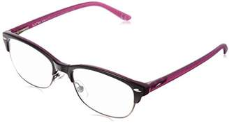 Foster Grant Women's Cleo 1017868-175.COM Round Reading Glasses