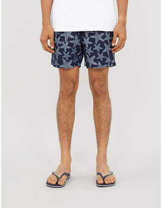 BLUEMINT Arthus starfish-print swim shorts