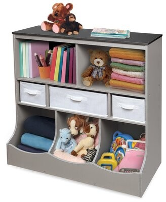 WFX Utility Combo Bin with 3 Baskets Toy Organizer WFX Utility
