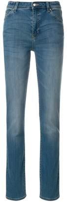 Emporio Armani high-rise slim-fit jeans