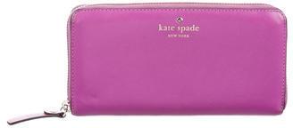 Kate SpadeKate Spade New York Leather Logo Wallet