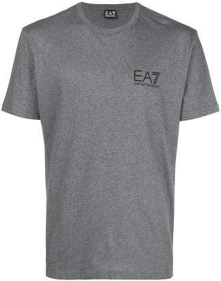 Emporio Armani Ea7 printed logo T-shirt
