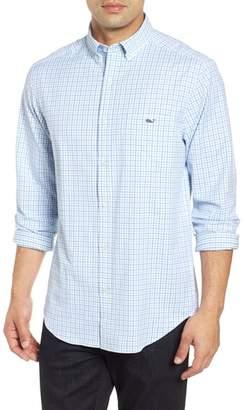 Vineyard Vines Pepperbush Regular Fit Plaid Sport Shirt