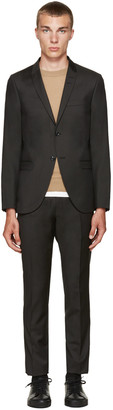 Tiger of Sweden Green Evert Suit $880 thestylecure.com