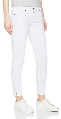 Silver Jeans Women's Skinny Skinny Jeans - White - W31/L27
