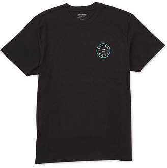 Billabong Little Boys Rotor Logo T-Shirt