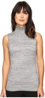 Calvin Klein Sleeveless Turtleneck Sweater Women's Sweater