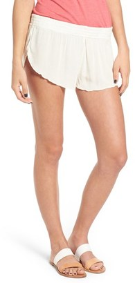 Roxy Windy Flyaway Shorts $34 thestylecure.com