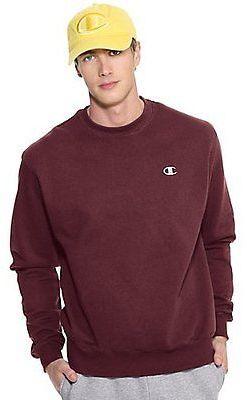 Champion Eco Fleece Crewneck Men's Sweatshirt