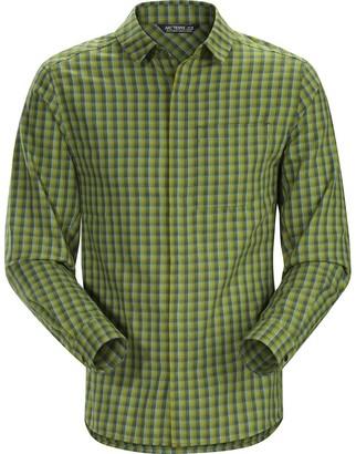 Arc'teryx Bernal Long-Sleeve Flannel Shirt - Men's