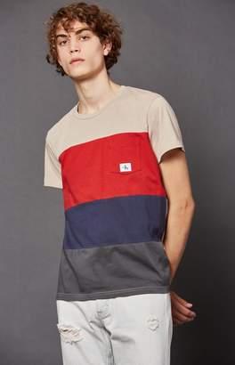 Calvin Klein Herringbone Colorblock T-Shirt