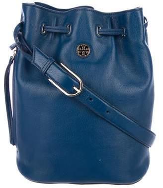 Tory Burch Leather Bucket Bag w/ Tags