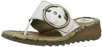 Fly London Women's Trim Gladiator Sandal