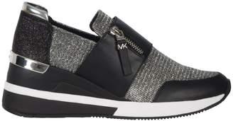Michael Kors Glitter Chelsie Sneakers