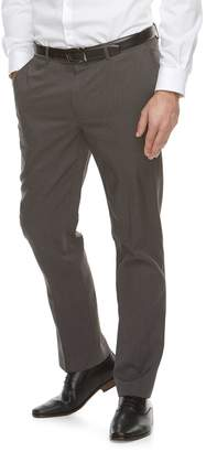 Apt. 9 Men's Apt. 9? Silk Touch Extra-Slim Fit Stretch Flat-Front Dress Pants