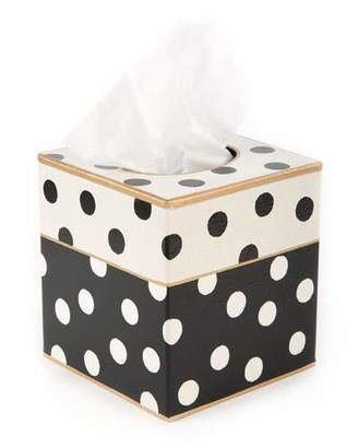 Mackenzie Childs MacKenzie-Childs Dot Boutique Tissue Holder