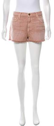 Current/Elliott Mid-Rise Denim Shorts w/ Tags