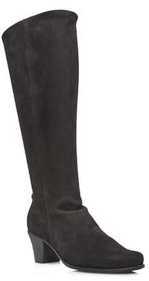 Arche Women's Maorka Nubuck Leather Tall Boots