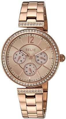 Relic Women's 'Harper' Quartz Stainless Steel Casual Watch