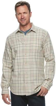 Columbia Men's Hardy Ridge Classic-Fit Plaid Button-Down Shirt