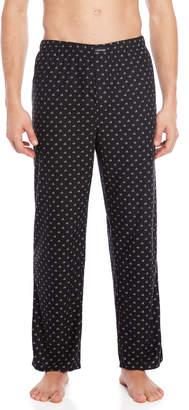 Calvin Klein Logo Fleece Pants