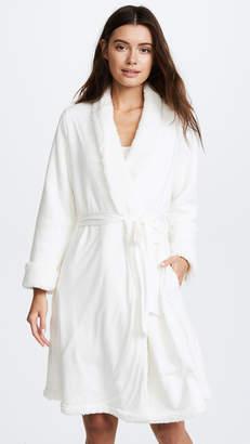 Eberjey Alpine Chic Reversible Robe