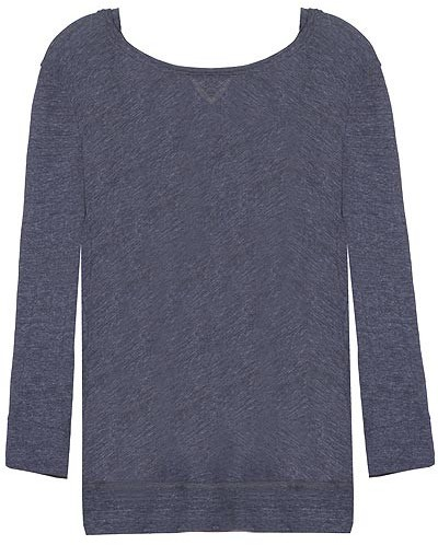 Nation Ltd Heather Grey San Francisco Sexy Sweatshirt