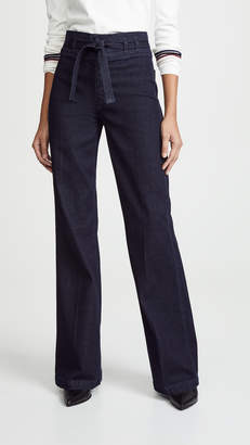 Joe's Jeans The High Rise Flare Jeans