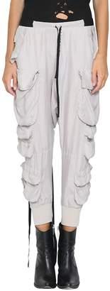 Taverniti So Ben Unravel Project Parachutes Silk Pants