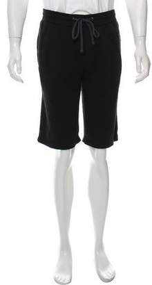 James Perse Woven Jogger Shorts w/ Tags