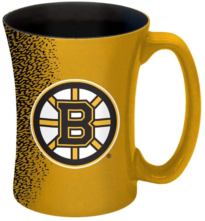 Boelter Boston Bruins Mocha Coffee Mug Set