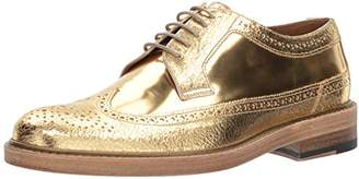 Marc Jacobs Metallic Oxford