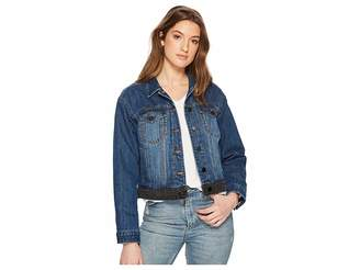 Volcom 1991 Denim Jacket Women's Coat
