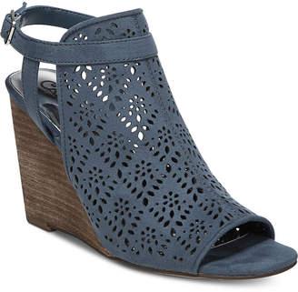 Carlos by Carlos Santana Gabrielle Wedge Sandals Women's Shoes