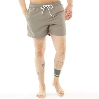 Jack and Jones Mens Malibu Swim Shorts Steel Grey