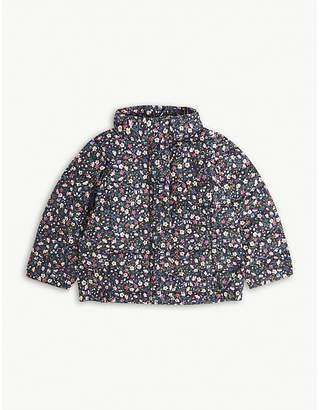 Ralph Lauren Floral padded jacket 9-24 months