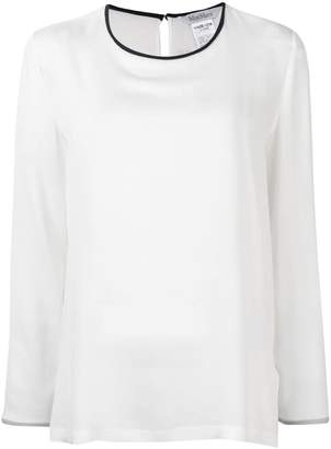 Max Mara loose fit blouse