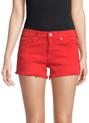 7 For All Mankind Seven 7 Cut Off Short