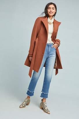 Shania Cartonnier Belted Coat