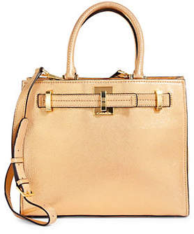 Calvin Klein Faye Open Top Satchel