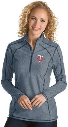 Antigua Women's Minnesota Twins Tempo Pullover